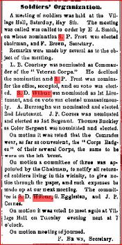 1869 Soldier Society