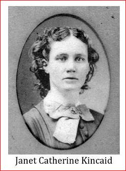 Jennie Kincaid 1