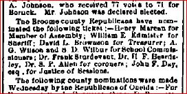 Syracuse Daily Journal October 3 1878