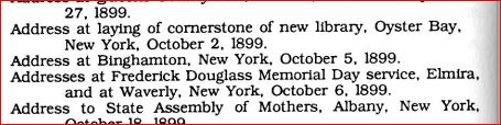 October 5 address at Binghamton from chronology of Roosevelt speeches.