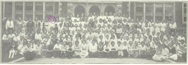 leoria freshman 1920 guess