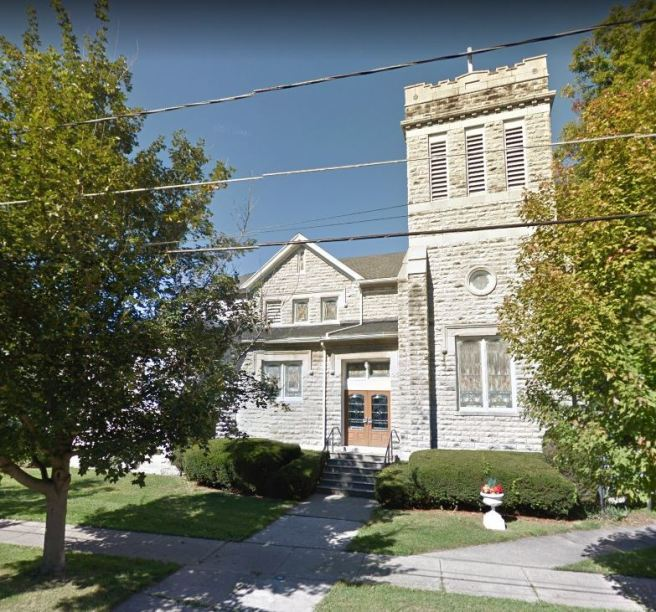 Homer Methodist Church