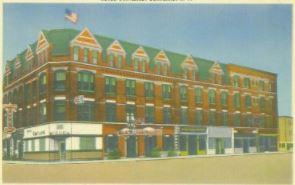 Hotel Cortland