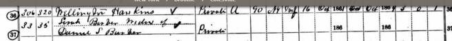 1892 Widow Pension